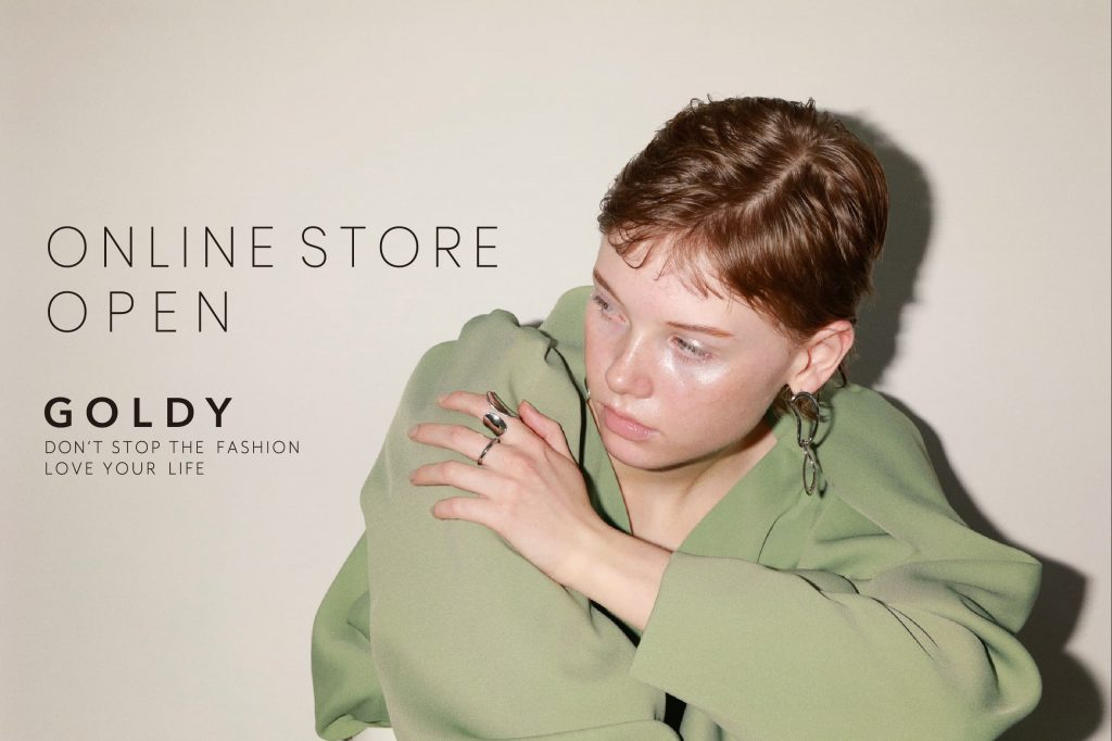 Goldy Online Store